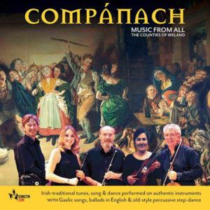 Compánach CD cover