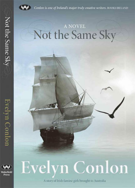 Not the Same Sky by Evelyn Conlon